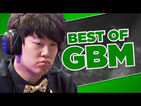 "Best Of GBM ""Ganked By Mom"" - League Of Legends"