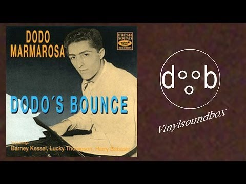 Dodo Marmarosa - Dodo's Bounce |FULL ALBUM|