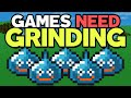 I Like Grinding in Video Games - Casp