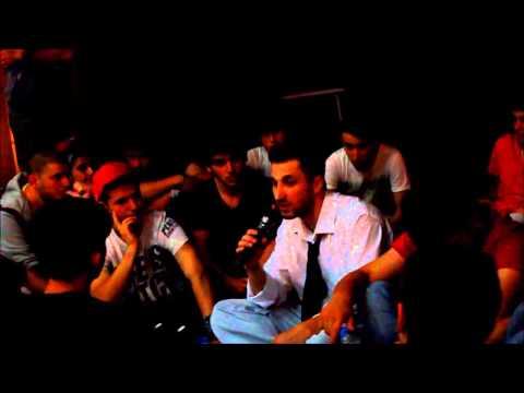 Sakarya Konseri Sonrası Hiphop Sohbeti
