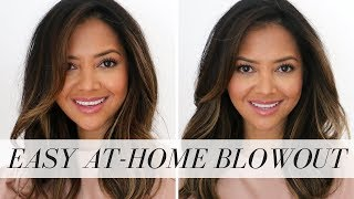 Easy At-Home Salon Blowout 2019