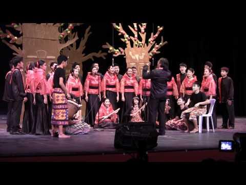 PARA SAYO BAYANI -- VIH FINALS 2011 (St. Paul College of Makati)