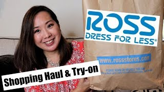 Ross Dress for Less Shopping Haul | Lots of Cute Bargains | November 2018