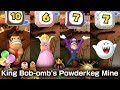 Super Mario Party King Bob omb's Powderkeg Mine 15 Turns #3