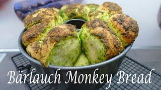 Thermomix® TM5 Bärlauch Monkey Bread