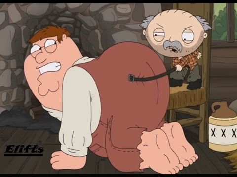Family Guy - Huckleberry Finn and no N word Jim