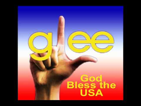 Glee Demo - God Bless the USA