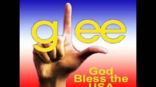 Glee Demo - God Bless the USA