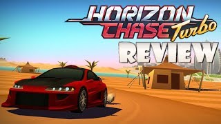 Horizon Chase Turbo (Switch) Review (Video Game Video Review)