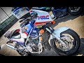HONDA VF750F INTERCEPTOR Custom Bike