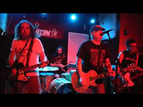 Dave Smalley and His Bandoleros - (Down by Law) @Trashcan, Madrid