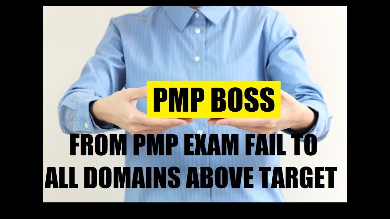 Pmp exam boss from fail to above target all domains pmp exam boss from fail to above target all domains cracking the pmbok code 1betcityfo Gallery