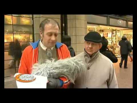 Alfons interview Valentinstag NDR N3 extra3 xtra3