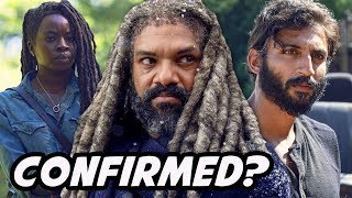 Season 10 Deaths Confirmed? The Walking Dead Season 10 Whisperer War Death Predictions!