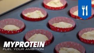 Protein Muffin Recipe - Lemon Drizzle Muffins - Myprotein™