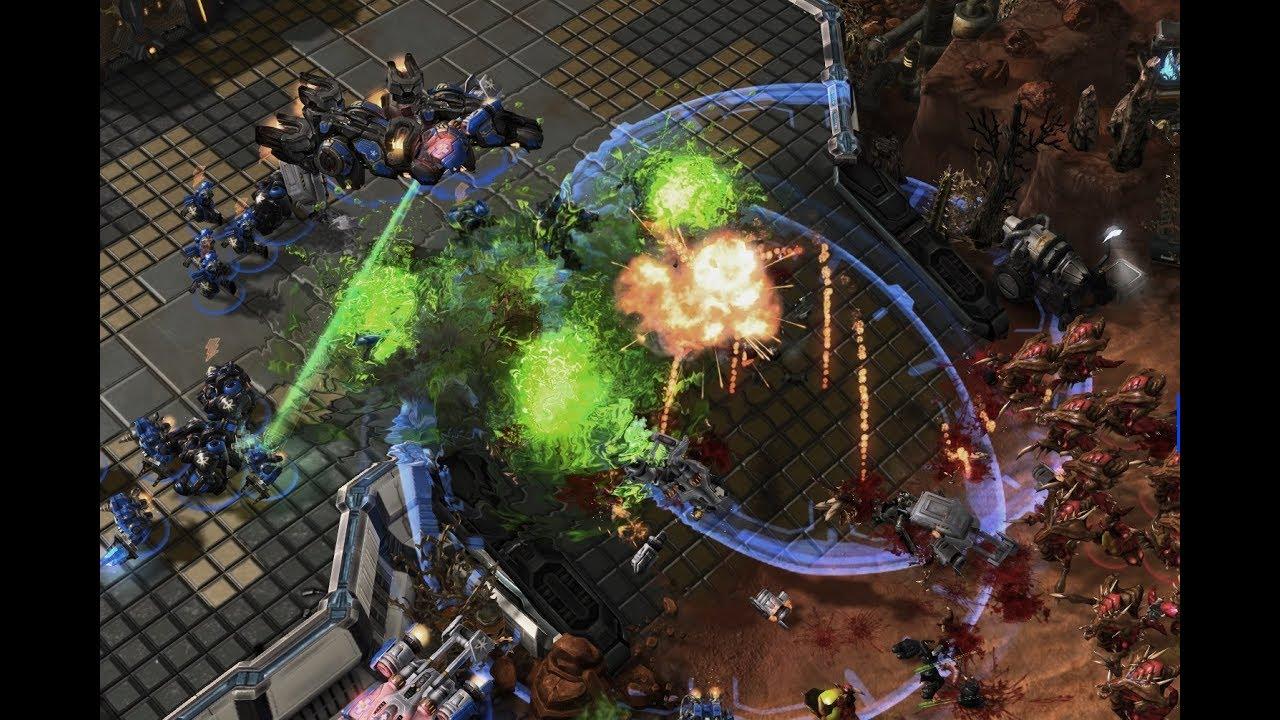 Serral (Z) v TYTY (T) Best of 7 - StarCraft 2 - Legacy of the Void 2019