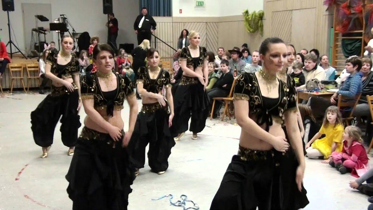 Showtanz Prinzengarde Kupferberg 2012 Orientalisch Youtube