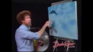 Bob Ross - Painting Mountains