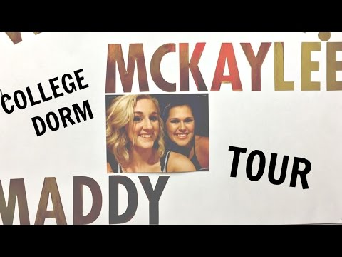Freshman Dorm Room Tour: University of Northern Iowa | McKaylee Palmer
