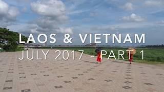 Laos & Vietnam - Part 1- Vientiane and Vang Vieng, Sae Lao Project