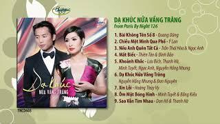 CD Dạ Khúc Nửa Vầng Trăng - songs from PBN126 (TNCD603)