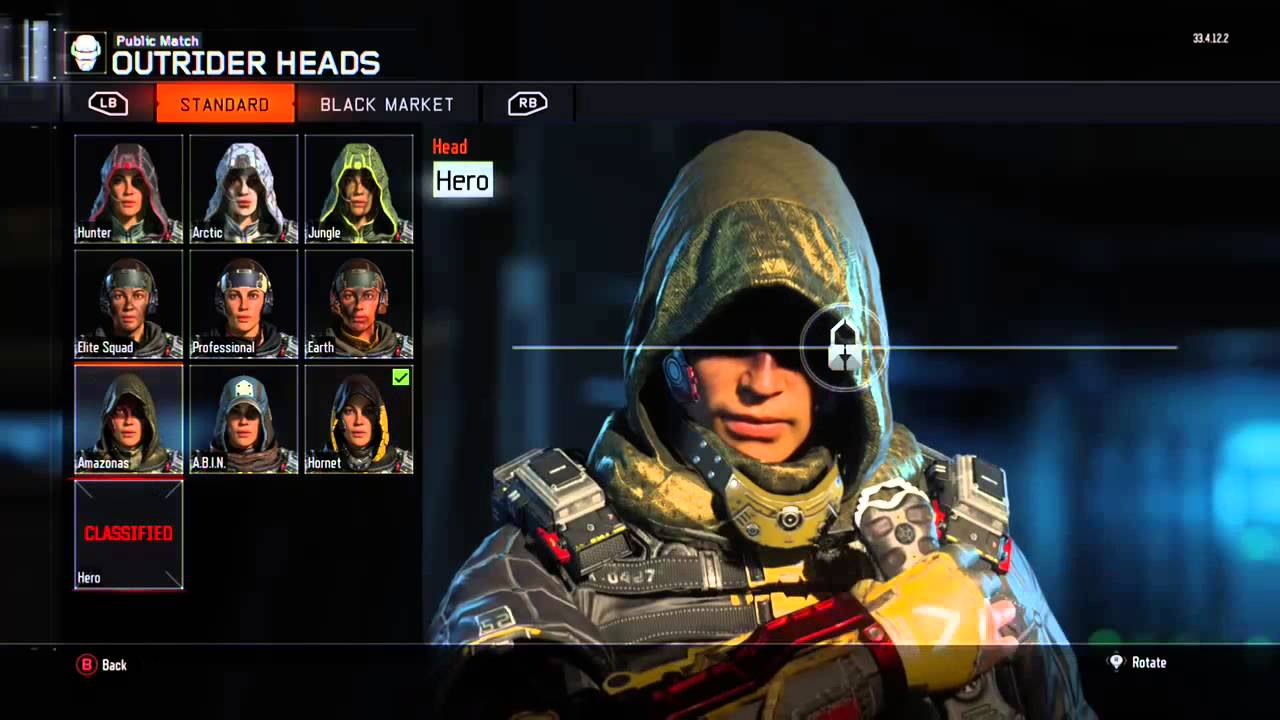 Call Of Duty®: Black Ops III Outrider Costumes