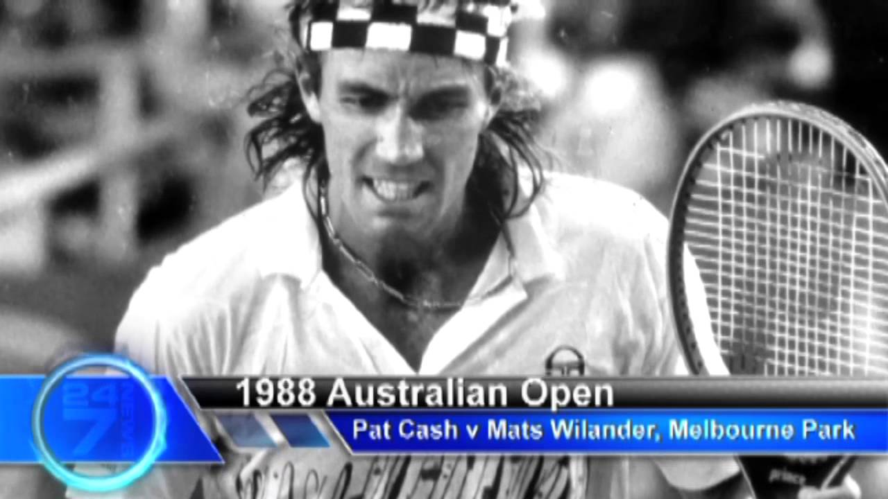 Pat Cash s Australian Open memories