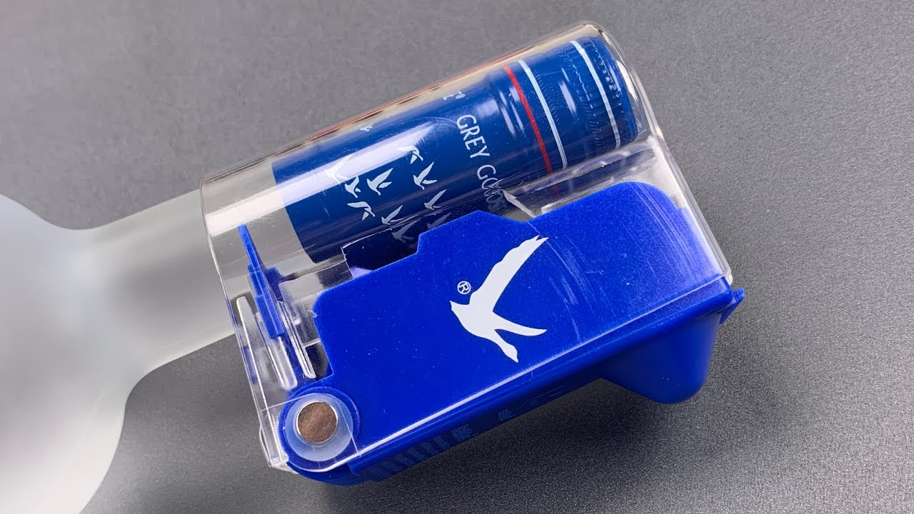 Grey Goose Bottle Anti-Theft Lock Opened FAST!
