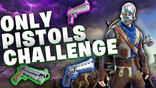 ROYAL VICTORY ONLY WITH GUNS! FORTNITE ITA