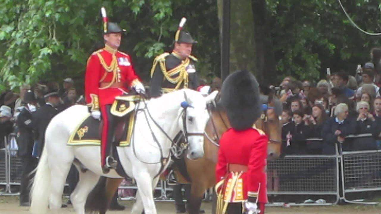 The Red Coats Are Coming! - YouTube