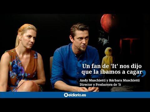 Andy Muschietti y Bárbara Muschietti:
