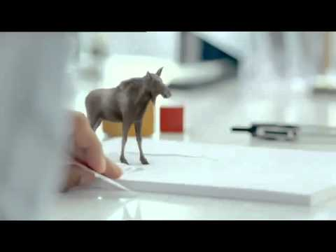SAAB 9-3X Commercial - Change perspective