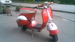 Amp scooter Vyatka tiklash 150 1967 VP