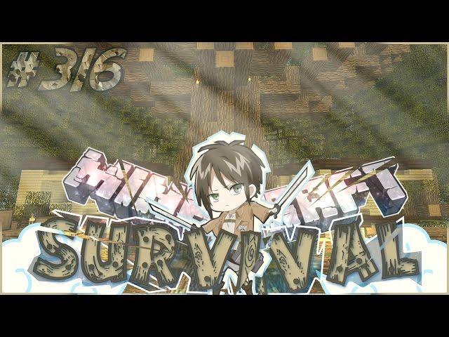 Minecraft ITA - Survival #316: La Villa sull'Albero