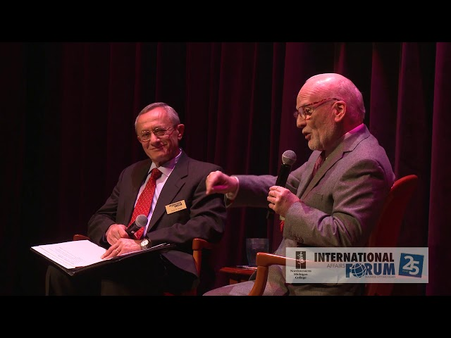 National Writers Series and International Affairs Forum: Richard A. Clarke