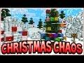 Christmas Chaos!   Mineplex Christmas Mini-Game