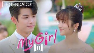 【Legendado PT-BR】 Princesa Meng Hui 👸 My Girl 16