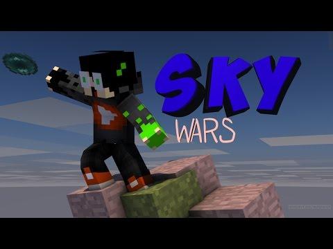 Minecraft SkyWars na  CraftManii 