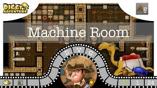 [~Egypt Main~] #24 Machine Room - Diggy