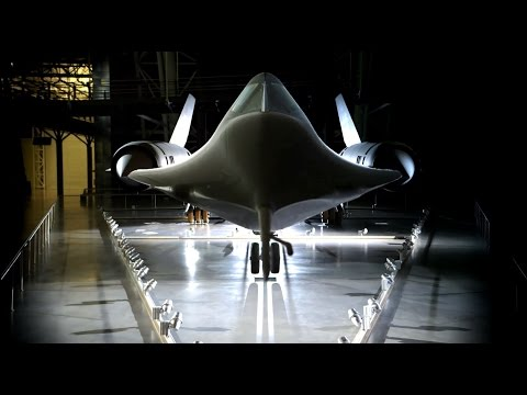 How the X-Men's X-Jet Blackbird Compares to the SR-71