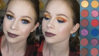 Summer to Fall Glam Chatty Tutorial ft Makeup Slayve