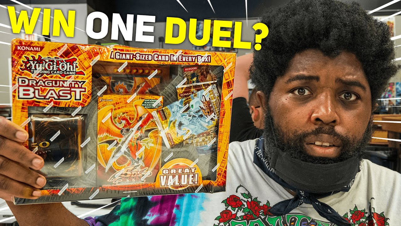 Can This 2012 Yu-Gi-Oh Structure Deck Win ONE DUEL?