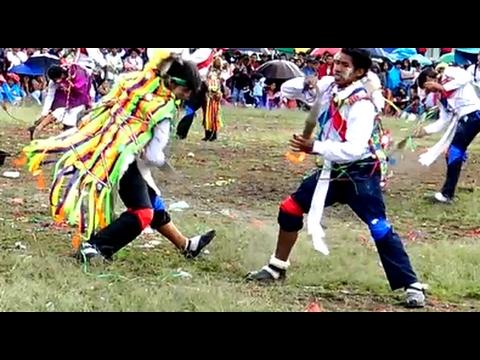 Vilcas Huaman carnaval rural 2017 Ayacucho