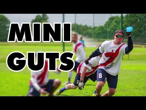 Mini Guts - Frisbee Game For Teams
