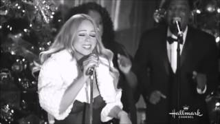 Mariah Carey - All I Want For Christmas Is You (Live at Mariah's Merriest Christmas) Black & White Video