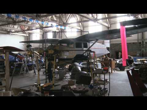 myEdmonton Rebuilding the Past: Alberta Aviation Museum