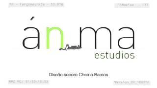 Ánima Estudios Sound Logo