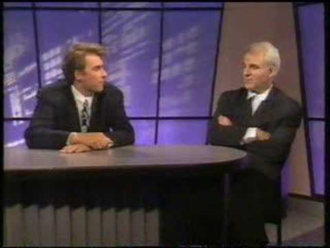 Steve Martin Interview On Jonathan Ross