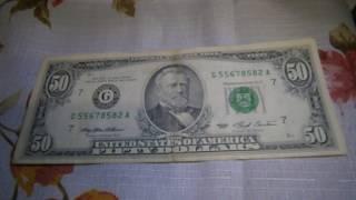 50 долларов 1993 США