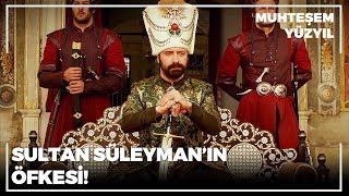 Sultan Süleyman, Yeniçeri Ağasının Kellesini Aldı! | Muhteşem Yüzyıl